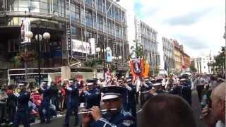 Bridgeton Loyalists Flute Band 12th July 2012