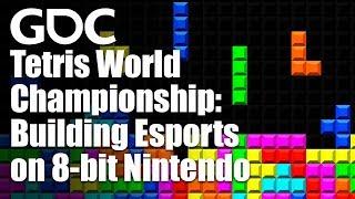 Tetris World Championship: Building Explosive Esports on 8-bit Nintendo