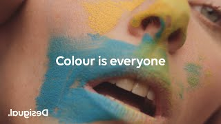 Desigual | COLOUR IS EVERYONE | COLOUR IS YOU SS19 Campaign