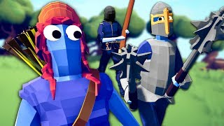 3 NEW SECRET UNITS - Totally Accurate Battle Simulator (TABS)