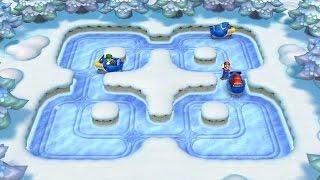 Mario Party 9 - All 1 VS Rivals Minigames