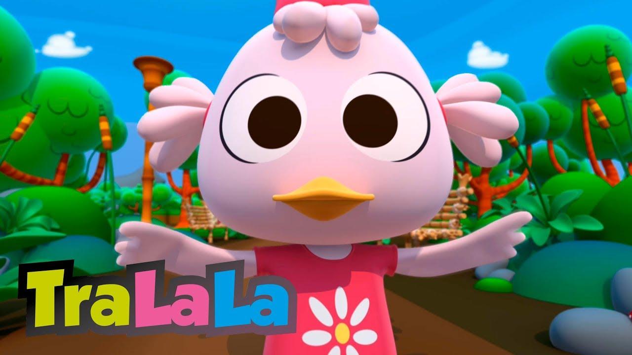 Rățușca Lulu - Cântece cu dans pentru copii de grădiniță TraLaLa