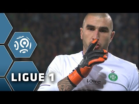AS Saint-Etienne – Stade de Reims (3-0)  – Résumé – (ASSE – REIMS) / 2015-16