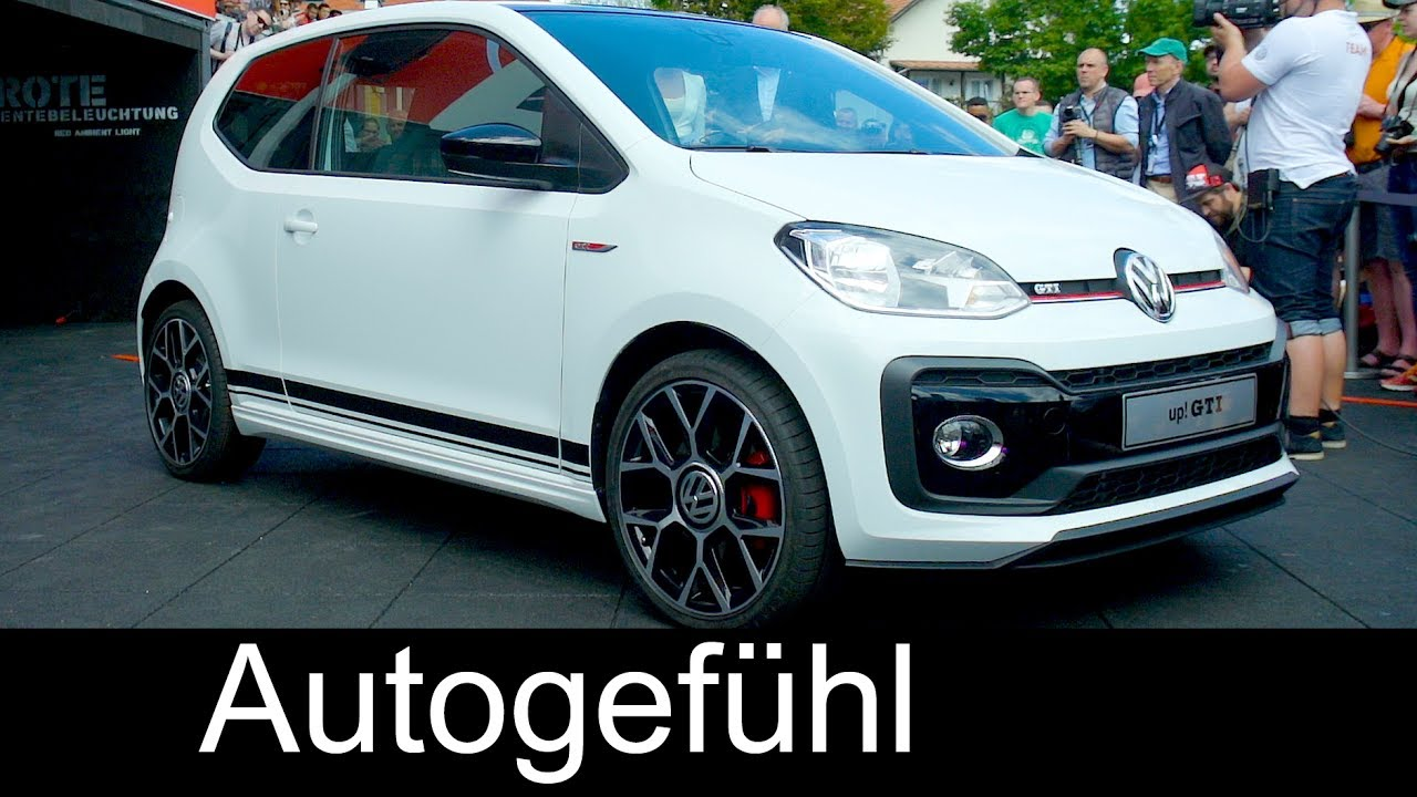 vw up gti premiere review interview volkswagen ceo. Black Bedroom Furniture Sets. Home Design Ideas
