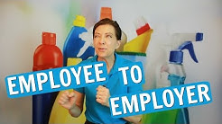 Employee to Employer - Maid Starts Her Own Cleaning Company