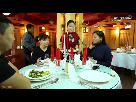 LUXURY MONGOLIA 100 Best Destinations, ASIA Restaurant (Short)