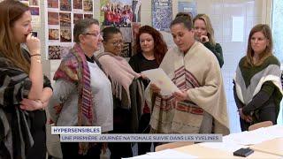 Yvelines | Hypersensibles : une première journée nationale suivie dans les Yvelines