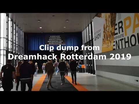 Clips from DreamHack Open Rotterdam 2019 | ret3p