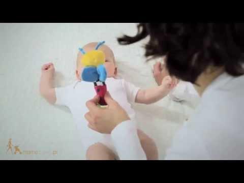Kalendarz rozwoju niemowlaka - miesiąc 3