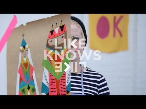 Lisa Congdon - Like Knows Like