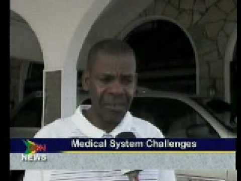 Grenada Health Minister Carl Hood under fire for Hospital deaths