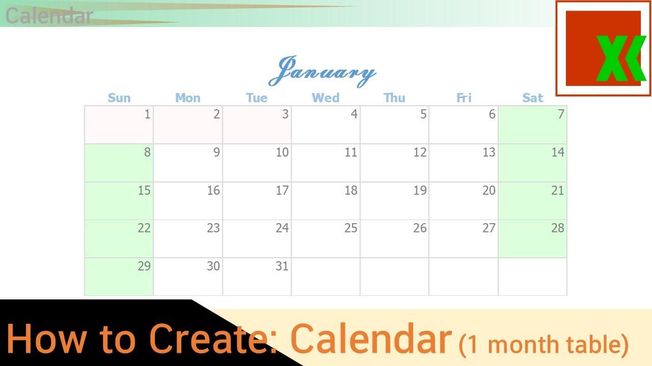 calendar  1 month table      u0e2a u0e23 u0e49 u0e32 u0e07 u0e1b u0e0f u0e34 u0e17 u0e34 u0e19