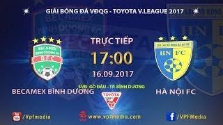 Binh Duong vs TT Ha Noi full match