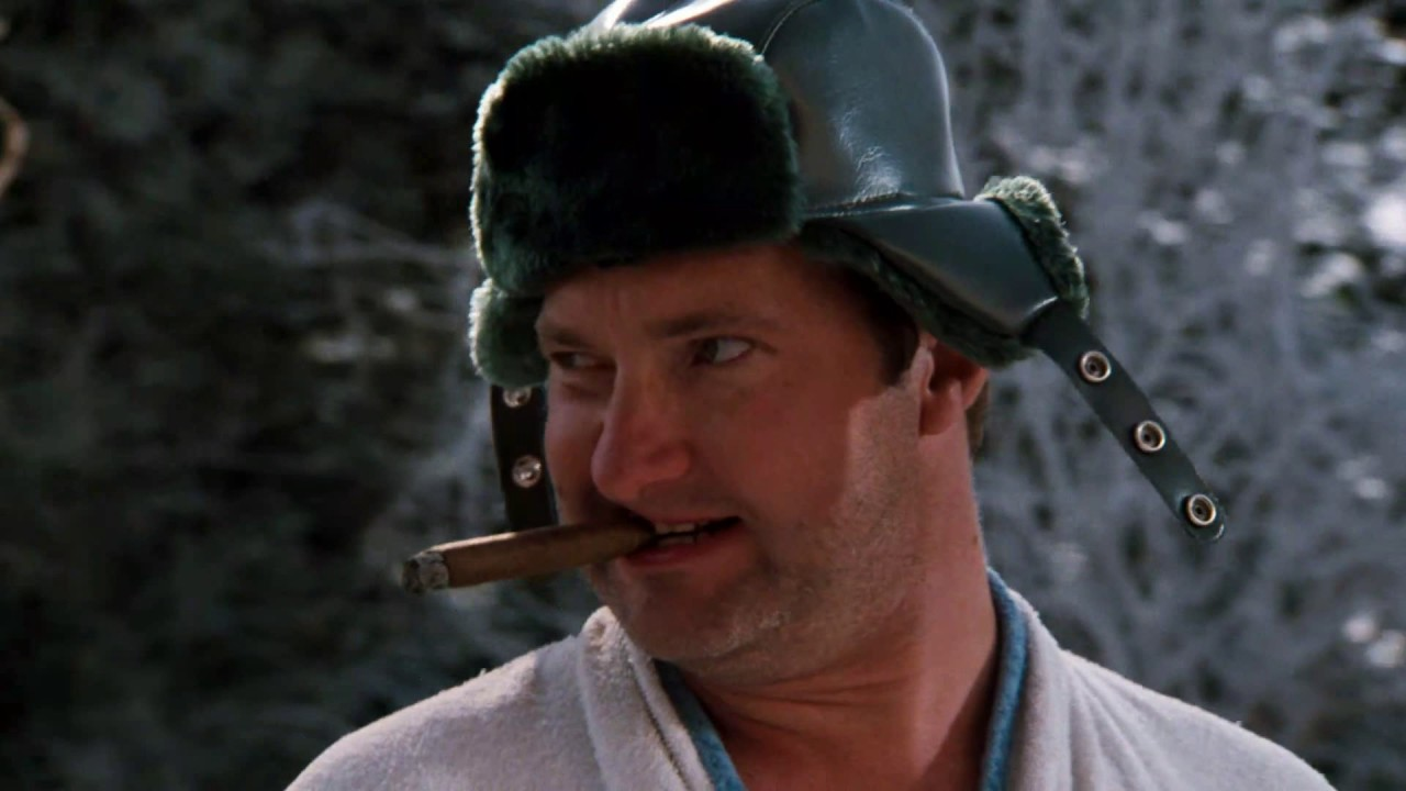Randy Quaid Christmas Vacation.Christmas Vacation Merry Christmas Shitter Was Full