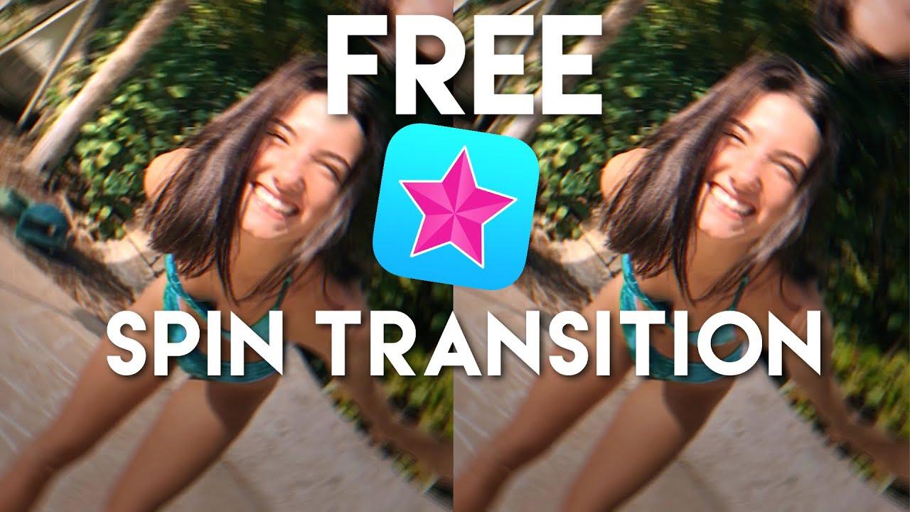 FREE SPIN TRANSITION ( videostar )