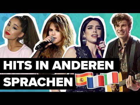 Shawn Mendes, Ariana Grande & Selena Gomez singen in anderen Sprachen   Digster Pop Stories