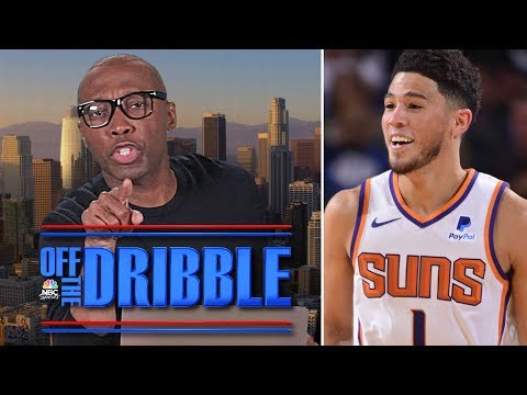 Devin Booker ignites the Suns, plus the best NBA sneakers of the week | Off The Dribble | NBC Sports 1