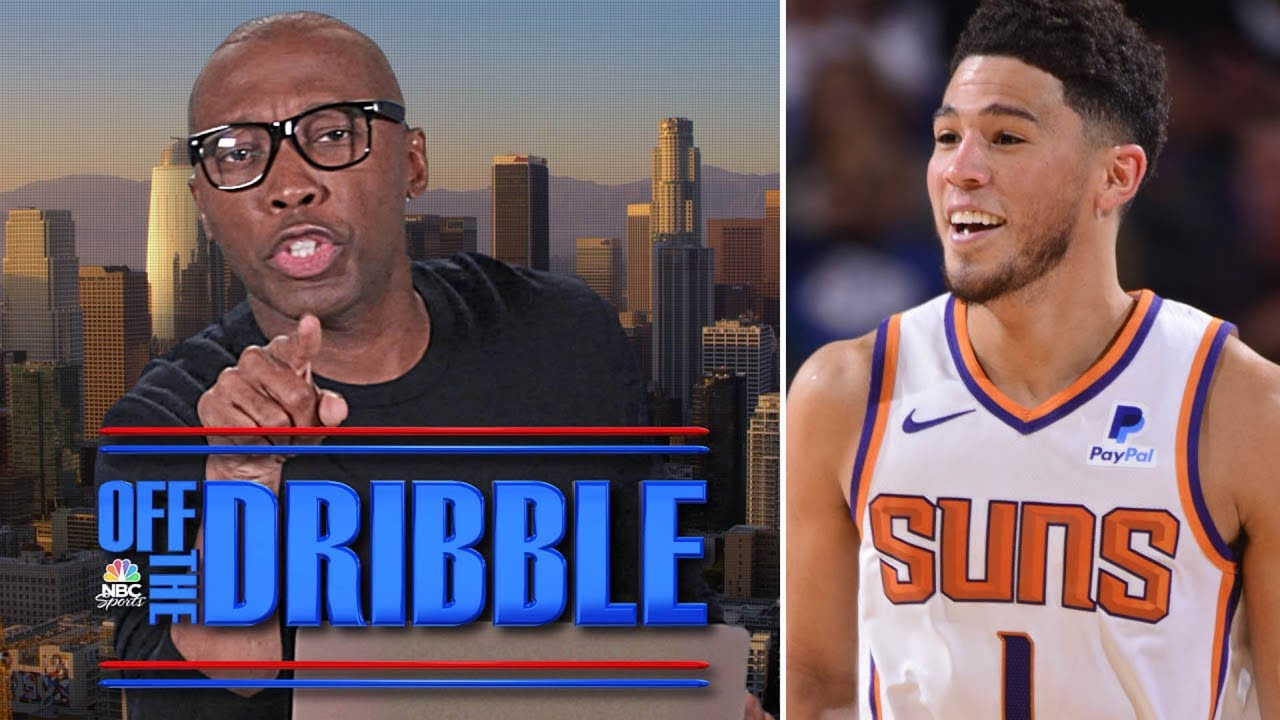 Devin Booker ignites the Suns, plus the best NBA sneakers of the week | Off The Dribble | NBC Sports