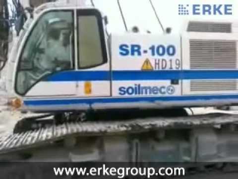Sr 100 Soilmec