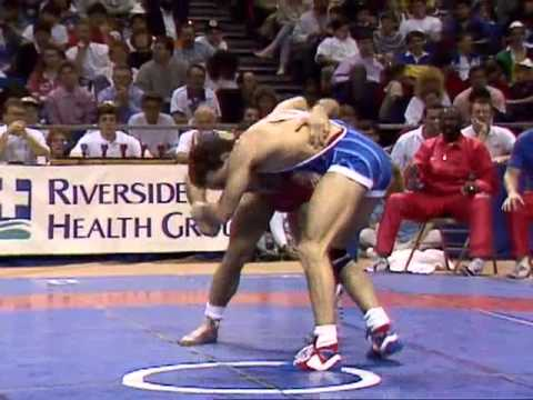 John Smith vs Stepan Sarkissian 1989 Toledo Ohio