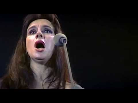 Susanna Rigacci -  Once Upon a Time in The West Ennio Morricone 2002 Arena Concert 1