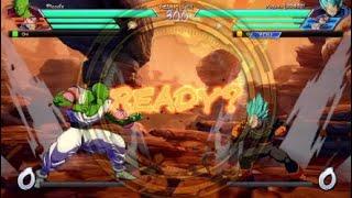 Random Fight Clip- Dragon Ball Fighterz