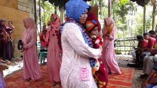 """Wahai Wanita """" (Grup Rebana Gampong Lhok malee Kec.Woyla Barat)"""" Acara Akikah"""