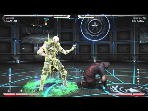 Mortal kombat x quan chi character breakdown