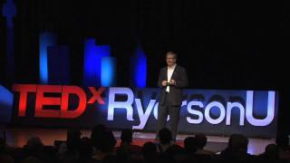 TEDxRyersonU - Dr. Alan Shepard - Think Different: Why Universities Need to Change