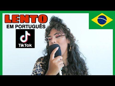 Lento (Kizomba) – Daniel Santacruz (Cantando em Português/Tradução/Legendado/Cover) BONJUH