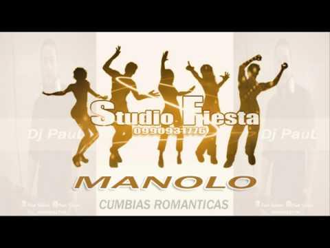 Manolo Cumbias Romanticas Mix Dj PauL