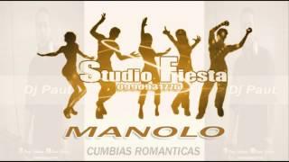 Manolo Cumbias Románticas Mix Clásicas del Recuerdo ÉXITOS