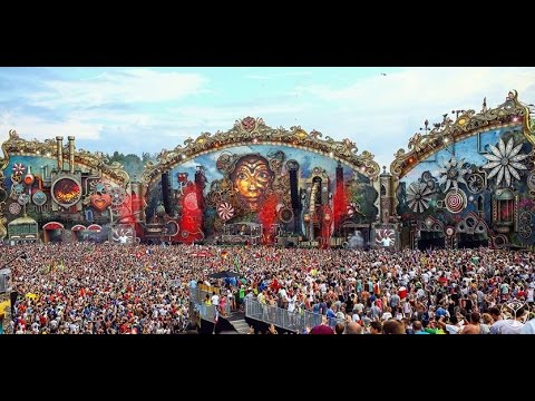 YVES V Live at TOMORROWLAND 2014 (FULL SET)