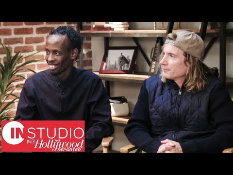 In Studio With Barkhad Abdi & Bryan Buckley on 'The Pirates of Somalia' | THR