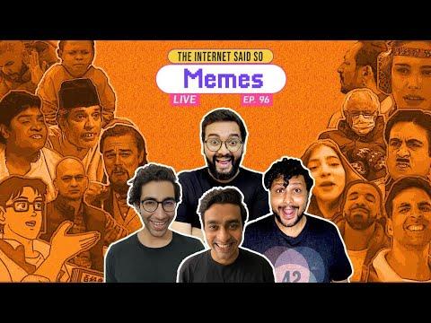 The Internet Said So   EP 96    Memes - LIVE