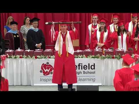 Wakefield Memorial High School Graduation - June 2, 2018