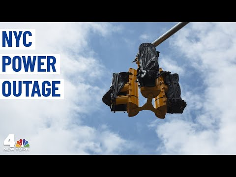 NYC Power Outage