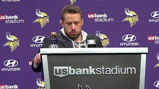 Case Keenum reviews the miracle finish