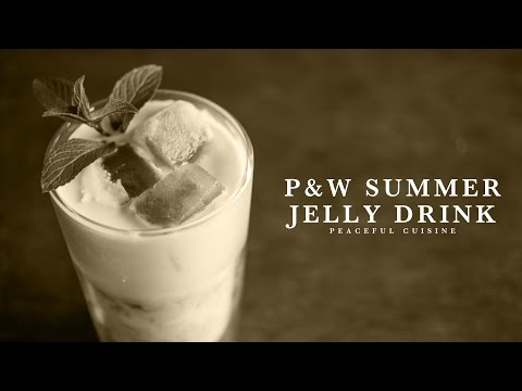[No Music] How to make P&W Summer Jelly Drink