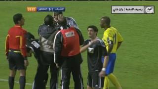 الشباب Vs التعاون - دعس عبدالملك الخيبري للاعب التعاون HD