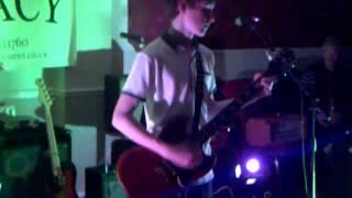 Sam Fatchett on Guitar
