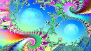 Pink Floyd- Brain Damage- Psychedelic Music Video