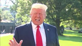 SLAMMING ELIJAH CUMMINGS: President Trump Triple Downs On Feud