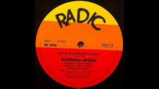 Burning Spear-Jah Is My Driver