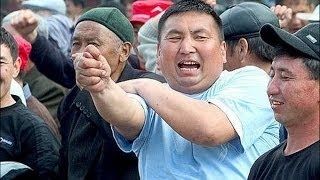 Константин Сивков. Почему киргизы выгнали американцев?