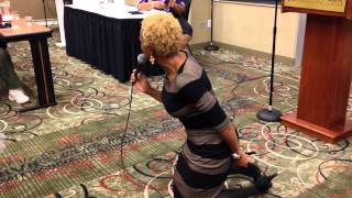 The Posture of Worship Part 2 - Prophetess Bernadine Bell-McGhee