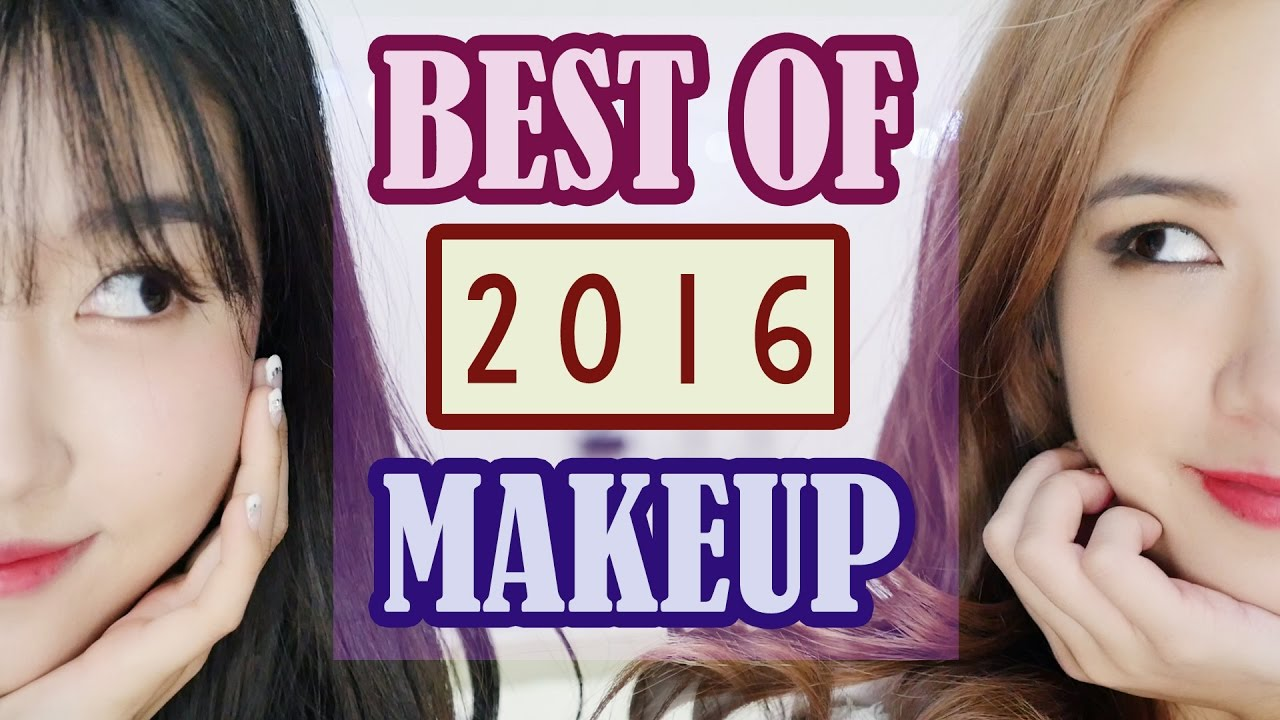 BEST MAKEUP OF 2016 FAVOURITES | KimDao ft. Sunnydahye