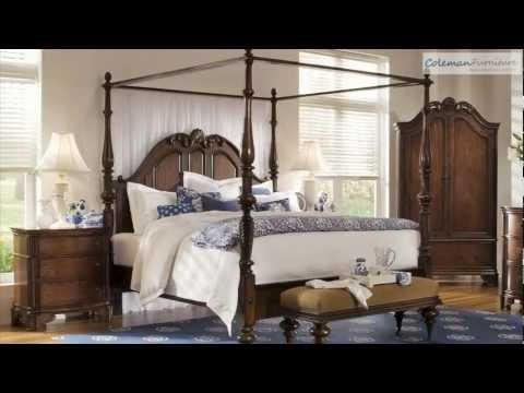 British Heritage Poster Bedroom Collection From Art Furniture