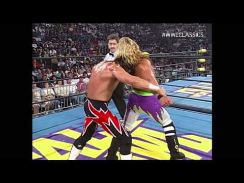 Eddie Guerrero vs Chris Jericho 1997