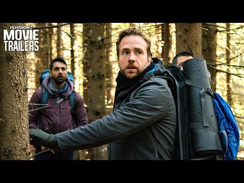THE RITUAL  A Hiking Trip Goes Horribly Wrong in  for Netflix Horror Film